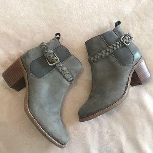 Sperry Liberty Leather Booties